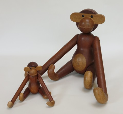 Original Vintage Kay Bojesen Monkey