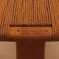 Hans J Wegner Wishbone Chairs, set of 6 image 6