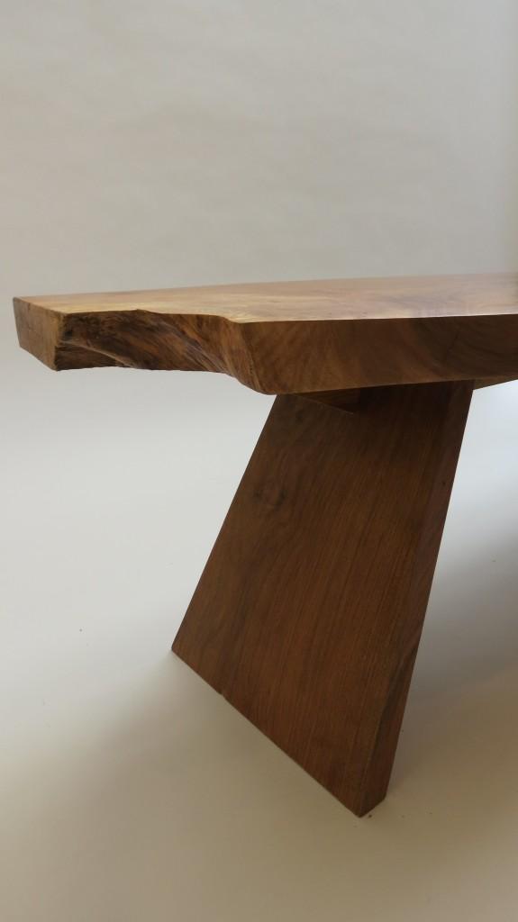 George Nakashima Style Coffee Table