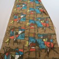 1960s Hull Traders Caravel fabric designed by Joao Artur image 2