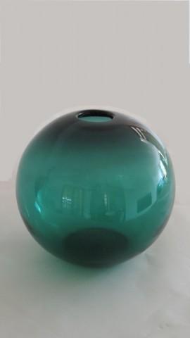 Norwegian Glass Globe