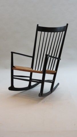Hans J Wegner Rocking Chair J16