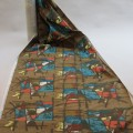 1960s Hull Traders Caravel fabric designed by Joao Artur image 4