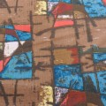1960s Hull Traders Caravel fabric designed by Joao Artur image 1