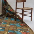 1960s Hull Traders Caravel fabric designed by Joao Artur image 3