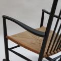 Hans J Wegner Rocking Chair J16 image 5