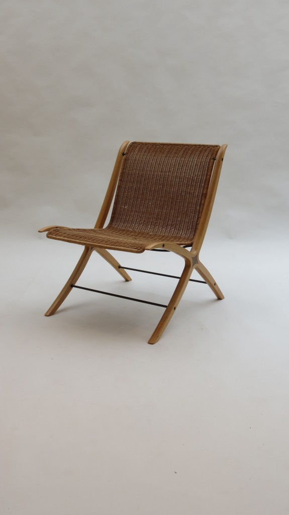 Hvidt and Molgaard X Chair