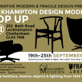 POP UP SHOP Leckhampton Design Modern image 1