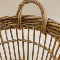 Mid century Large French Fruit Picker Basket – 2 available image 6