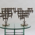 Pair of Candelabras by Quist Germany image 1