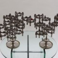 Pair of Candelabras by Quist Germany image 2