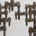 Pair of Candelabras by Quist Germany image 3