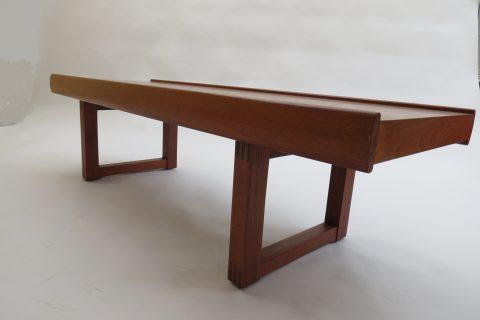 Teak Coffee Table by Scandart, UK