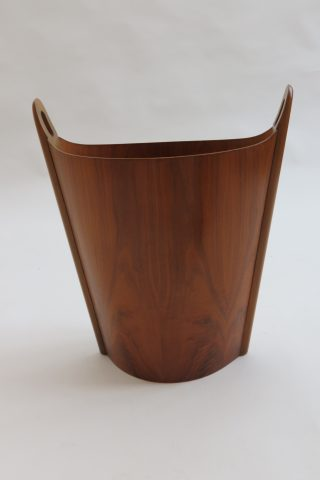 Norwegian Waste Paper Bin by Einar Barnes for P S Heggen 1950s
