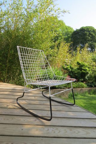 Flamingo Rocking chair by Cees Braakman for Pastoe