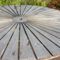 Danish Daneline Folding Garden Table image 2