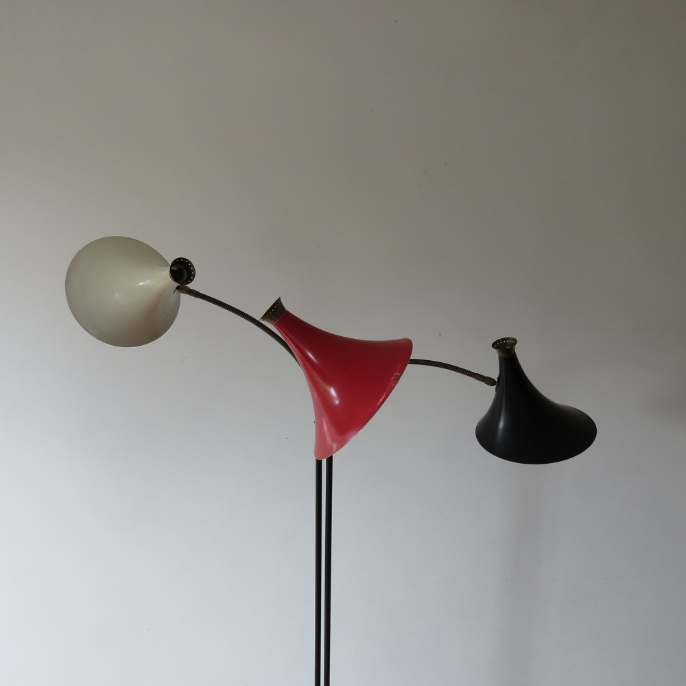 1950s Floor Standard Lamp by Hiscock and Appleby image 5